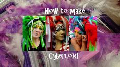 How to make cyberlox Tutorial
