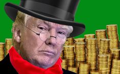 BAH HUMBUG! Donald Trump Would Be Perfect in the Role of Ebenezer Scrooge