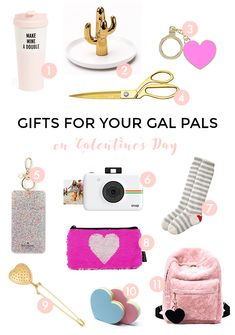 GALENTINE'S GIFT IDEAS Gal Pal, Happy Shopping, Gift Ideas, Crafty, How To Make, Gifts, House, Presents, Home