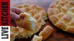 Εύκολα Aνατολίτικα Τυρόψωμα - Ramadan pita  with  Greek feta cheese Live...