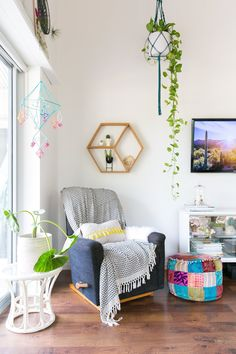 A Bright, Happy, Family Home...in a Backyard Shed