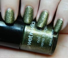 Wet n Wild Tough Girl Textured Nail Polish Collection Swatches & Review http://stephanielouiseatb.blogspot.com/2013/08/wet-n-wild-tough-girl-textured-nail.html