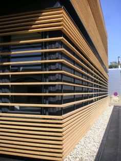 Wooden Facade, Brick Facade, Facade House, Shed Design, Facade Design, Exterior Design, Timber Battens, Timber Cladding, Timber Architecture