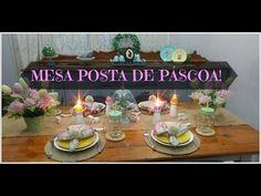 MESA POSTA DE PÁSCOA | LETICIA ARTES