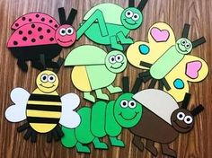 Insect Reports by Simply Kinder | Teachers Pay Teachers