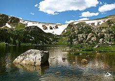Windsor Lake - Leadville, Colorado