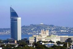torre-y-museo-de-las-comunicaciones-1 Montevideo, Uruguay Tourism, Tour Guide, San Francisco Skyline, World, Brazil, Fortaleza, Paths, Palaces