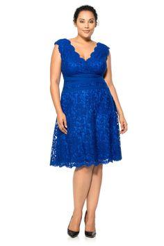 Stunning Plus Size Cocktail Dresses