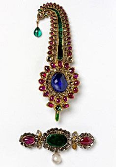 Rajasthani jewelry for men. Dunno. Like?
