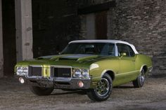 1971 Olds 4-4-2