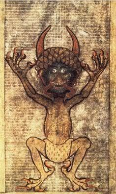 Codex Gigas, also known as the devil's bible s the largest medieval manuscript of the world, at a length of 36 inches. The Codex Gigas sits on display at the National Library of Sweden in Stockholm. Medieval Manuscript, Medieval Art, Illuminated Manuscript, Aliens, Codex Gigas, Isidore Of Seville, Bible Photos, Long Books, Witchcraft