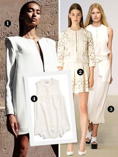 Top Trends from Resort 2014 - Resort Fashion Week 2014