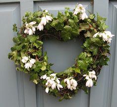 Parks, Grapevine Wreath, Grape Vines, Floral Wreath, England, Cottage, Wreaths, Natural, Creative