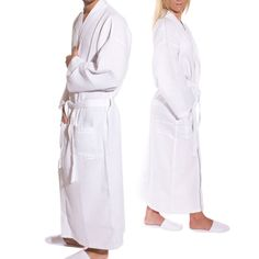 Give the gift of ultimate comfort. The Super soft Long Robe for men and  women 4c525aa35