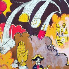 Raul mural panel  #eastboston #mural #publicart