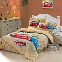 Cars Bedding Sets Boys Cars Bedding