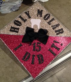 Dental Hygiene Graduation Cap