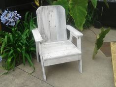 Inspired by the traditional Cape Cod design style, these simple, modest pallet sun chairs will add a rustic, coastal look to your home whether used indoors or outdoors.These chairs can be used indoors or outdoors, shelter is recommended for maintaining their condition - if un-sheltered: timber, screws, nails etc. will likely deteriorate faster.