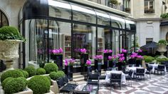 Kulinarische Neuigkeiten aus dem Four Seasons Hotel George V, Paris