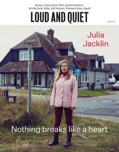 "Cover of ""Loud And Quiet 131 – Julia Jacklin"" Julia Jacklin, Keeping Up Appearances, Crochet Magazine, Drawing Tutorials, Summer Of Love, Urban Design, Golden Age, Make It Simple, Mixed Media"
