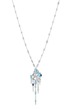 """Twitter / HarryWinston: """"What nature and man combine to make."""" Mr. Harry Winston, 1954. Water by Harry Winston"""