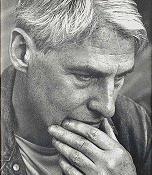 Willem de Kooning Portrait