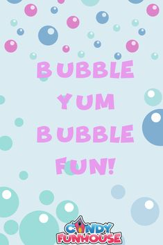Bubble Gum is an all time classic candy treat. Bubble Gum comes in many flavours and forms and it is constantly changing. But what always stays the same is Bubble Gum is Fun! Bubble Gum Brands, Bubble Yum, Classic Candy, Big Bubbles, Best Candy, You Are The World, Chewing Gum, Love Is Sweet, All About Time