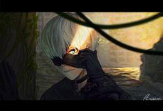 [NieR : Automata] 9S by Hirisson