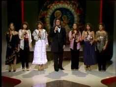 Johnny Cash and His Daughters, Carlene, Tara, Rosanne, Cindy, Kathy and Rosie