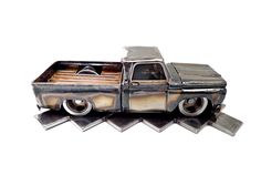 1964 Chevy C10 by Brown Dog Welding, via Flickr