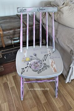 Chair art or art chair?