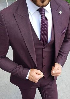 Mens Business Casual Jeans, Mens Casual Suits, Dress Suits For Men, Business Casual Attire, Stylish Mens Outfits, Business Suits Men, Trendy Suits For Men, Stylish Clothes For Men, Men's Suits