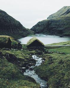 dpcphotography: Saksun, Faroe Islands - Forest Witch