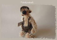 Ferdinandus  http://www.finhold.de/teddy-bear-information.htm