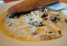 Not So Secret Family Recipes: Zuppa Toscana Soup (Olive Garden)