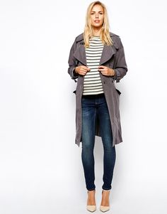 Image 4 ofASOS Maternity PETITE Ridley Skinny Jean In Midwash With Over The Bump Waistband
