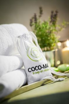 Coco-Mat Complimentary toiletries