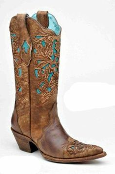 Corral boots love love love!!!!!