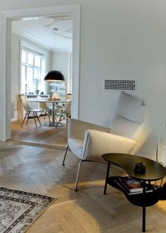 åpent hus: Hjemme hos Lauritz / The shopowner's own