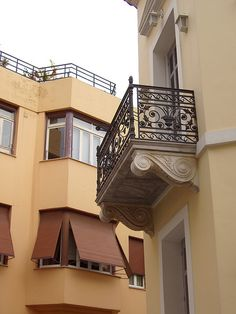 #Athens #Greece #balcony www.ploosdesign.com