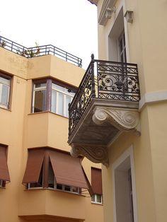 #Athens #Greece #balcony www.ploosdesign.com