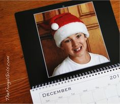 FREE 2013 Photo Calendar!! {just pay s/h}