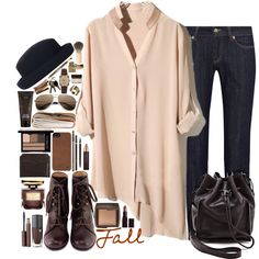 """fall ends"" by chrylou on Polyvore"