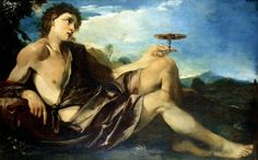 Pier Francesco Mola, Bacchus, 1666