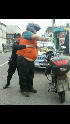 Arrestado!