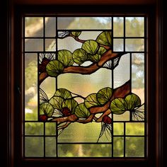 Green Cottage •~• Theodore Ellison Designs custom window for the historic Rock Haus in Del Mar, California