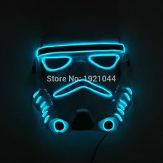 LED Light Up Masks