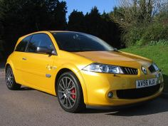 2007 Renaultsport Megane 230 R26 F1 Team Liquid Yellow by Steve Coulter Performance Cars.
