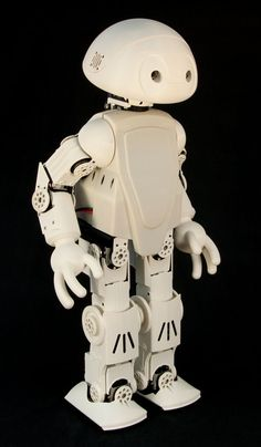 lots of interesting little details on this one, esp. around the joints -- design a robot - Google Search