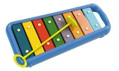 Unique Design Protects The Bars From Falling Off Or Being Removed. Color Coded Songsheet Included - Hohner Kids HMX3008B Glockenspiel by Hohner Kids. $47.06. Hohner Kids HMX3008B GlockenspielEight multi-colored, precision tuned metal bars give any toddler room to make bright and colorful sounds. Includes child safe mallet and attractive vinyl carry case. Best seller!Dimensions: 12.5 x 5.5 x 2 inches ; 11.8 ouncesDisclosure: Suggested age is 0 - 18 years Product may contain...